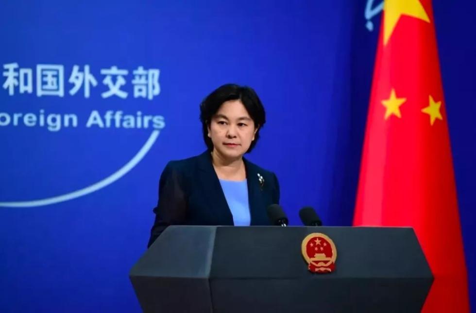 华春莹怒怼美议员:香港事务纯属中国内政,你们没有权利说三道四!