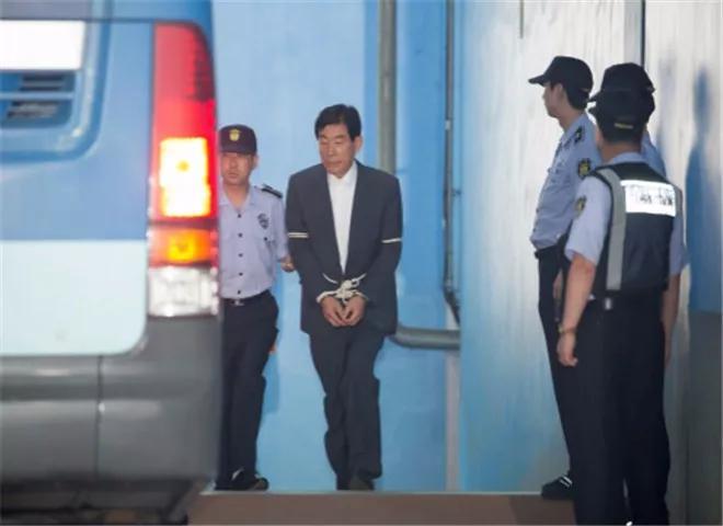 朴槿惠又一心腹落网,现今被逮捕入狱,资产全部被没收!