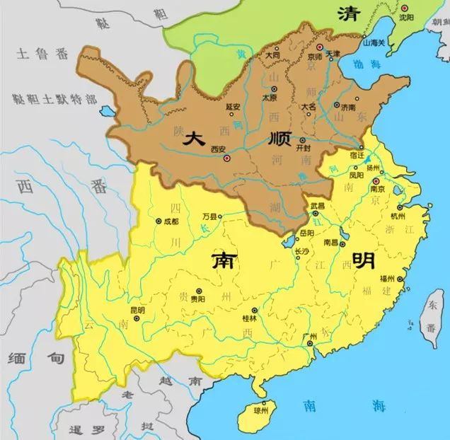清朝末人口_清朝人口迁移图