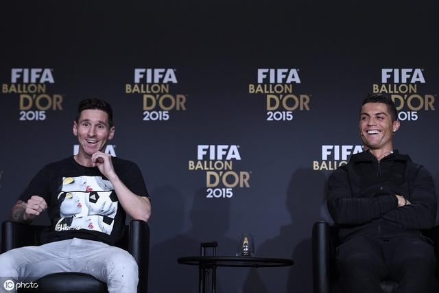 老对手吐槽?C罗:我和梅西的区别在于我代表不同俱乐部赢得欧冠