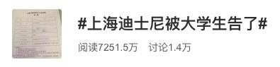 上海迪士尼成被告!禁带食物等霸王条款频现,凭什么这么傲慢?