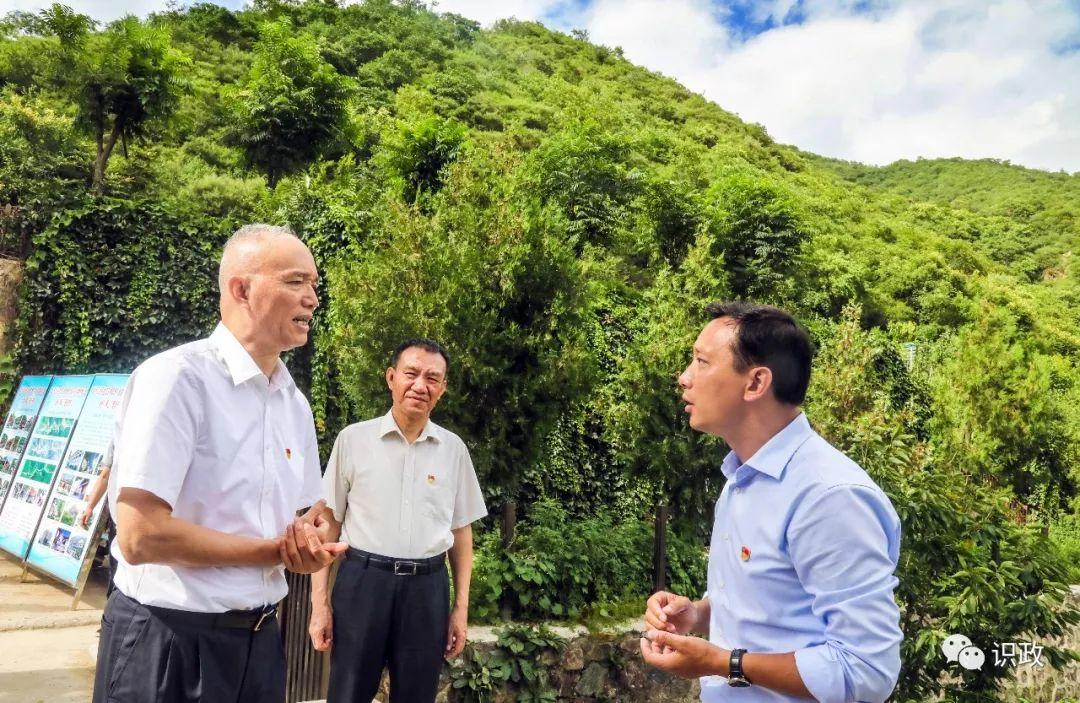 时隔一个月,蔡奇再赴妙峰山镇召开现场会,推进规自领域专项整治工作