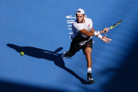 青春风暴继续刮起来 贝雷蒂尼宣布中网参赛