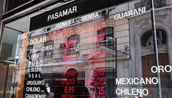 阿根廷金融市场收窄跌幅,国家风险指数创10年来新高_费尔南德斯