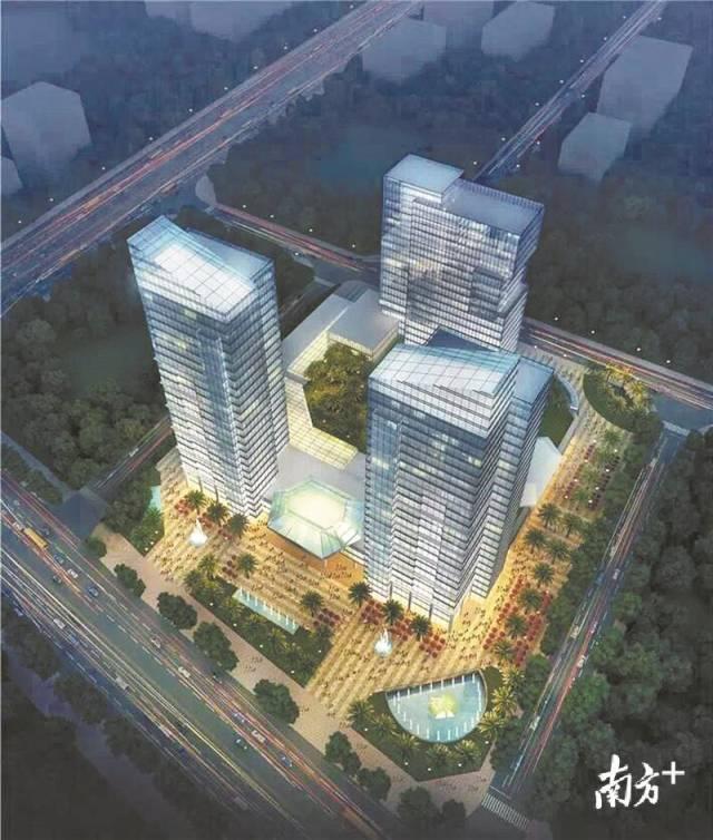 斥13亿!厚街建国内唯一南非主题展贸中心,预计2022年建成