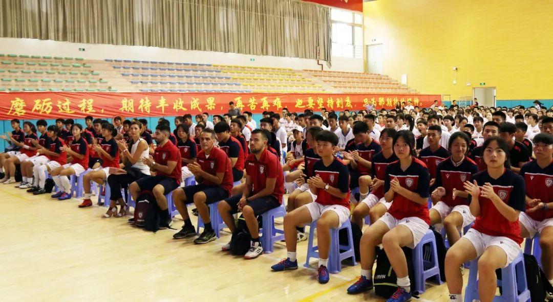 九州体育平台网址省贸促会国际联络部部长蔡立红