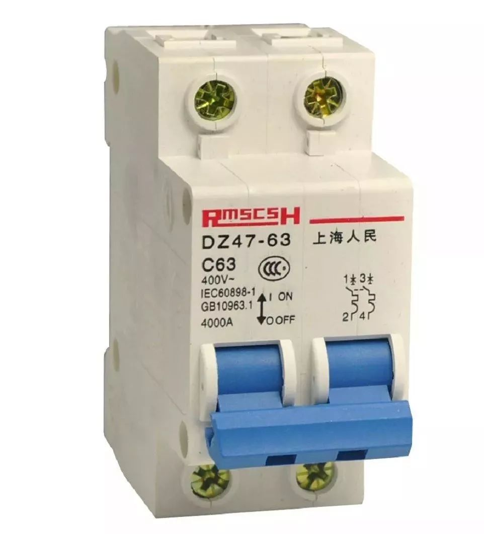 漏电开关和空气开关的安装顺序,你还没搞懂?