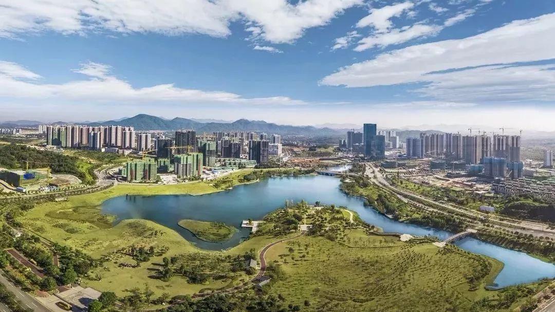 安顺市黄埔新区规划图