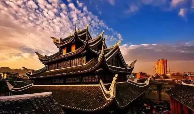 贵州这座县城中心,藏着一栋全国罕见古建筑,价值非凡