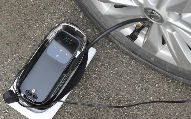 突破活塞技术,70迈新品,可连续24小时运行的车载充气泵