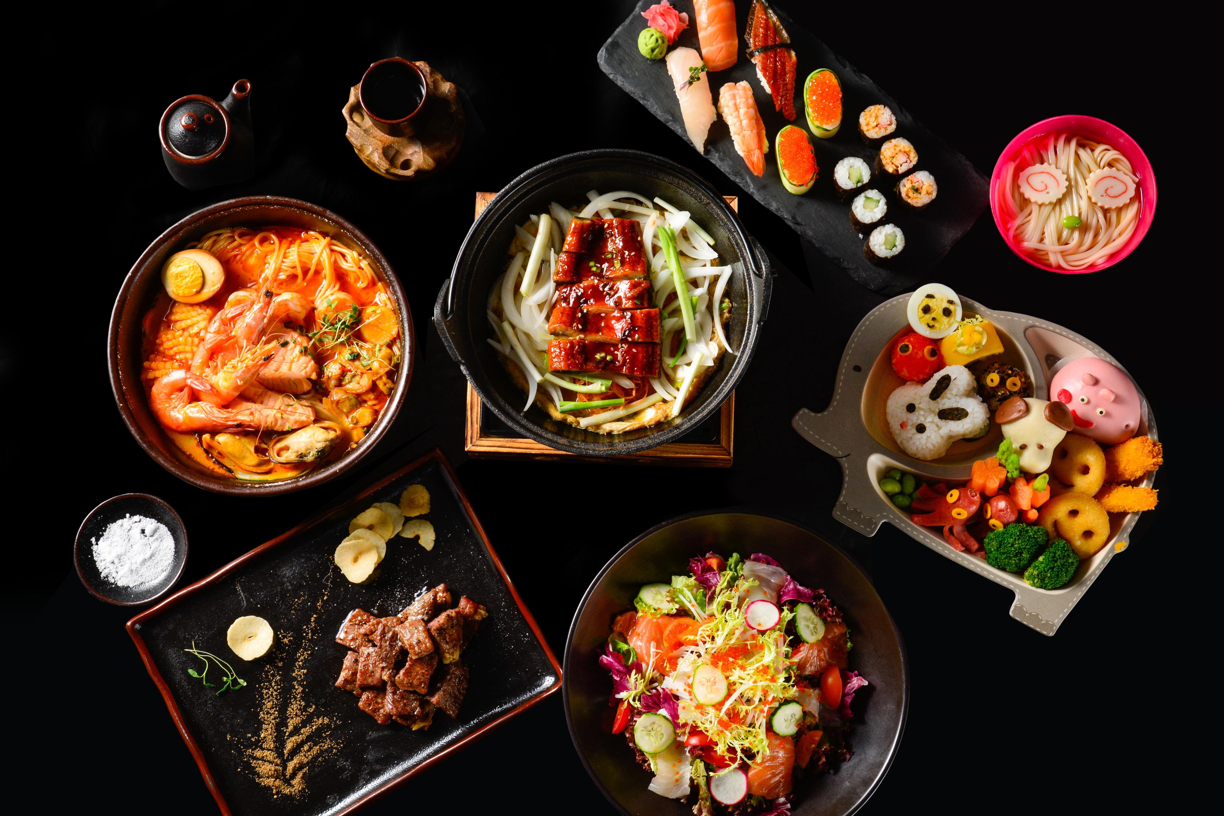 食游日本——金茂深圳JW万豪酒店超值套餐
