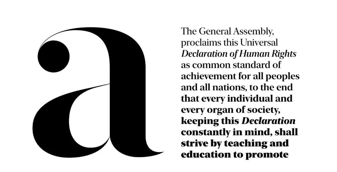【设计赛事】2019纽约adc获奖作品·字体类设计图片