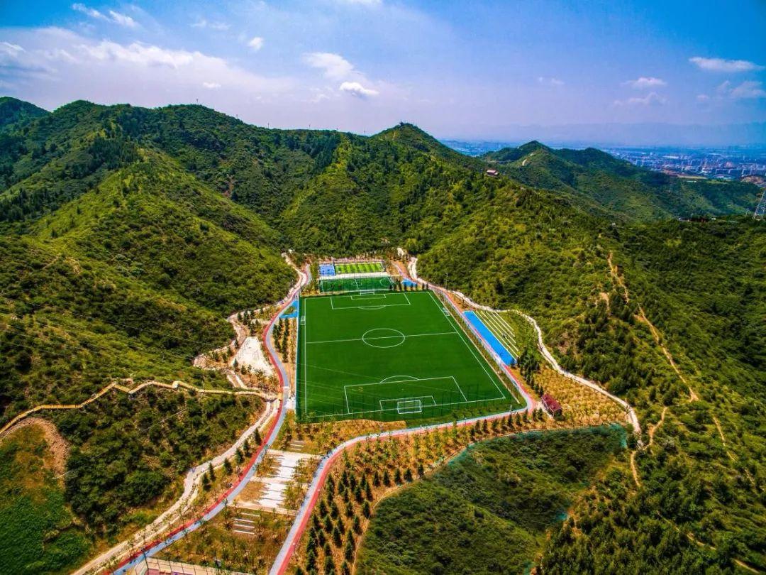太酷了!张家口新建一山顶体育公园,堪称网红打卡新圣地!