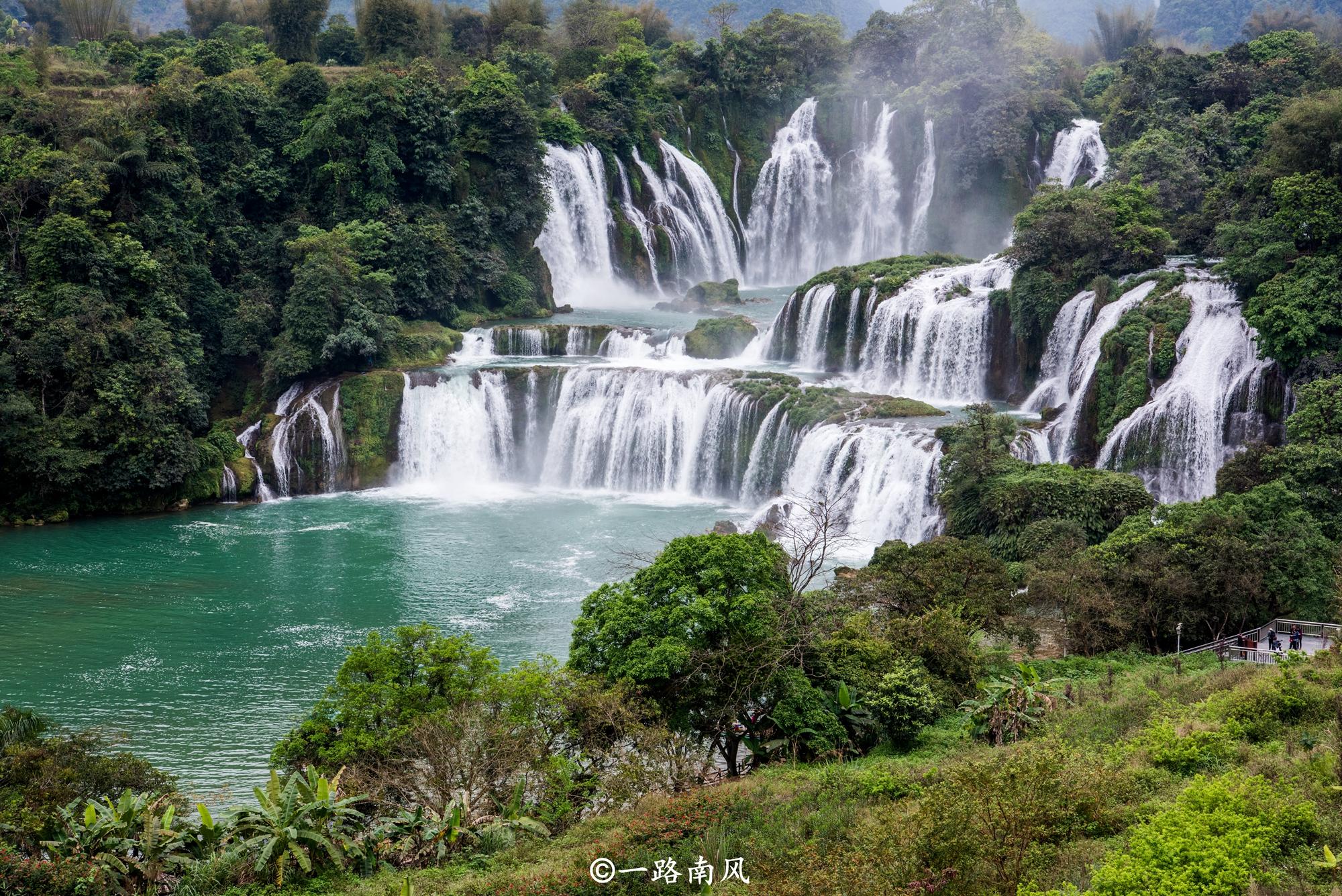 广西最低调的旅游城市,景色不输桂林,很多游客却不了解!
