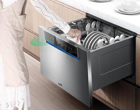 洗碗机行业增速下滑,华帝新品能否扭转行业颓势?