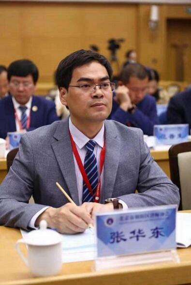 专业和温度,源于深植内心的力量——访北京市律协优秀律师张华东