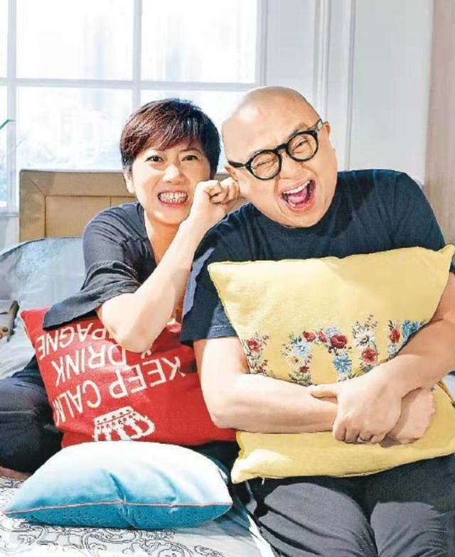 "<b>为了子女经历""男人最痛""TVB著名主持人坦言如今变得很怕死</b>"