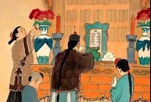 中元节的句子思念亲人