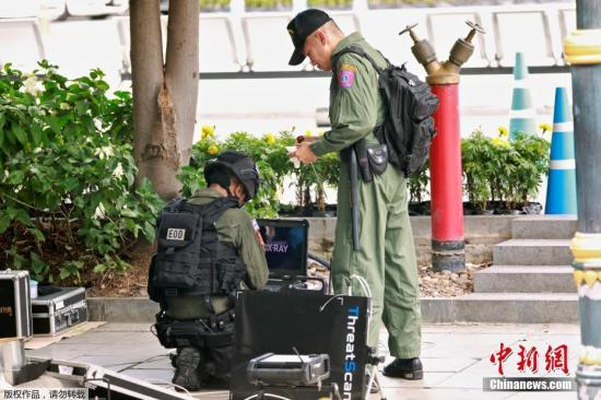 曼谷爆炸案或有15人参与 泰副总理:在邻国策划_警方