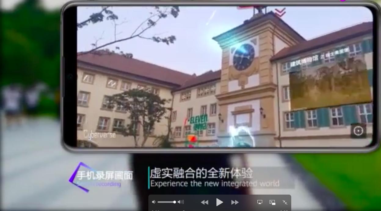 从谷歌地图与Cyberverse来看AI视频技术