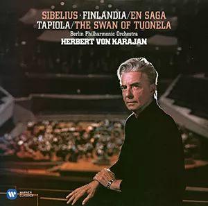 西贝流士:传奇,黄泉下的天鹅,卡列利亚组曲,芬兰颂