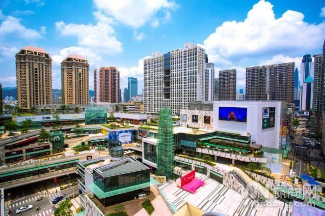 你对深圳的地铁商业实力一无所知(图11)
