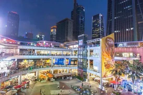 你对深圳的地铁商业实力一无所知(图7)