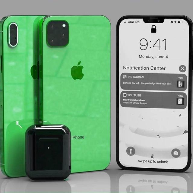 即将到来的iPhone最大的看点,丑!三摄+高配置!是你期待的吗?