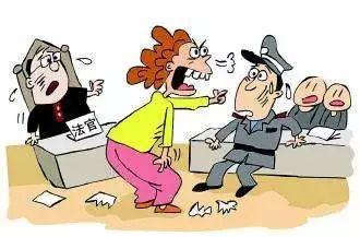 亳州这对夫妻竟哄闹法院,威胁法官!结果…