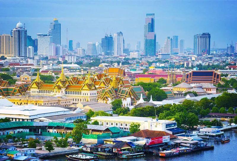 曼谷 人口_2018东南亚楼市前瞻 复制中国奇迹