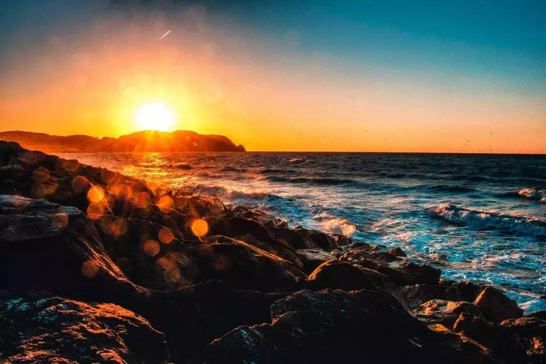 人生最好的风景,是内心的淡定与从容