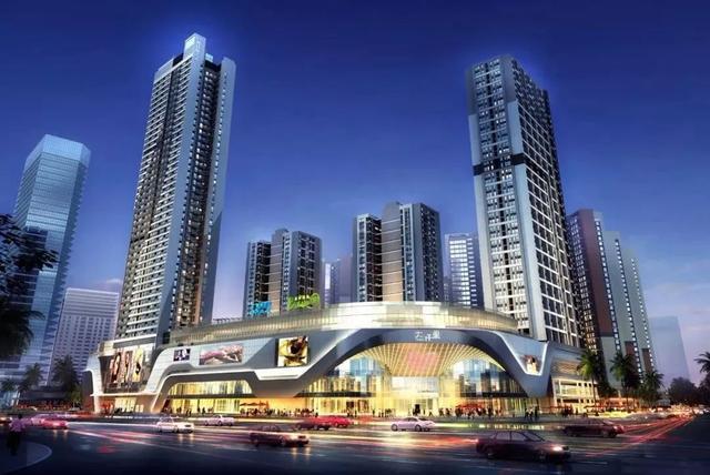 你对深圳的地铁商业实力一无所知(图32)