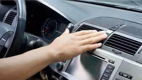"""""""利奇马""""刚走,高温又来,车载空调不给力怎么办?"""