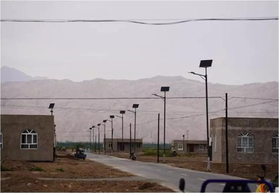 天安财险赴新疆阿图什市克青孜村开展扶贫公益活动-天津热点网