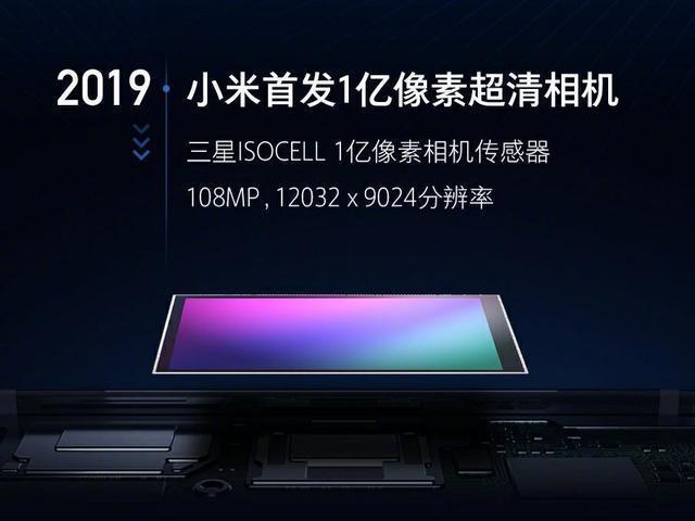 小米首发一亿像素手机,是否与性价比背道而驰?可以买但没必要