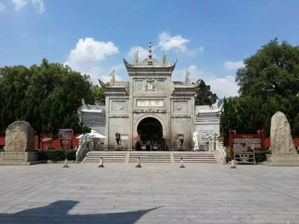 湖南被忽视的古建筑群,有江南第一庙之称,曾有过16次修缮扩建