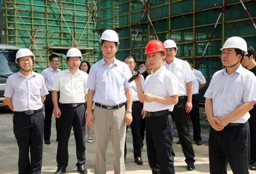 黄晓武调研相山区经济社会发展情况