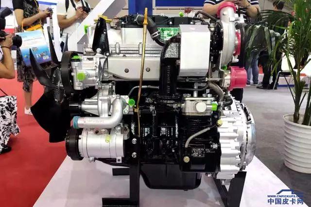 2019内燃机展:云中D20/D25技术市场不小