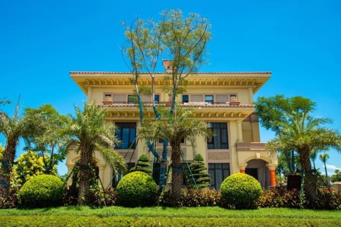 恒大美丽沙——别墅一帜 让美成为生活方式