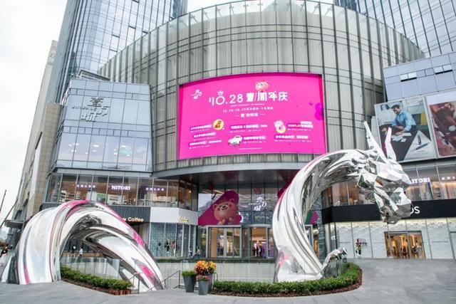 你对深圳的地铁商业实力一无所知(图9)