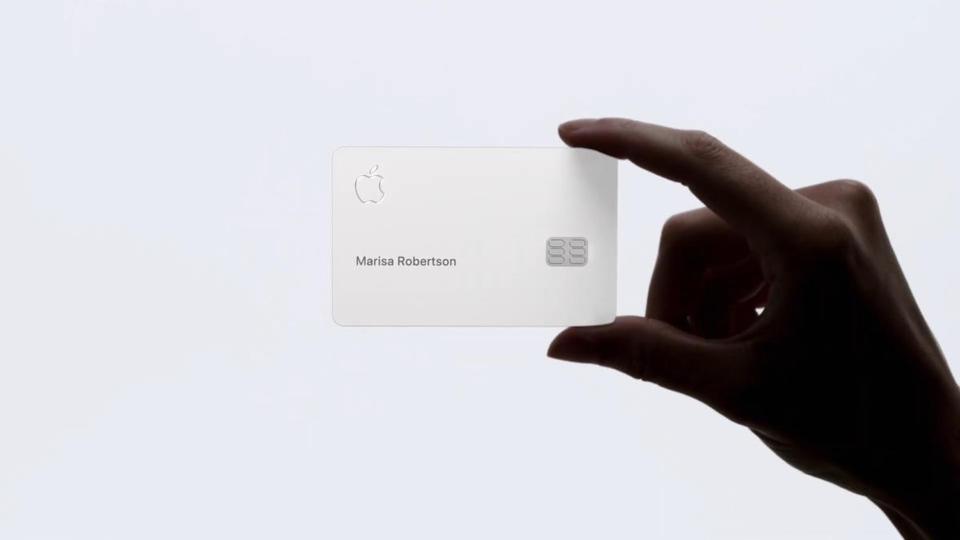 Apple Card 一记没有野心的「大招」
