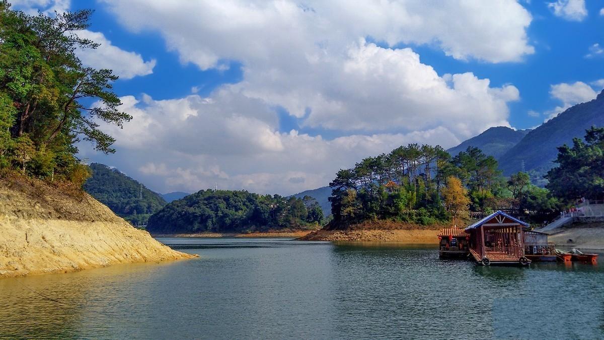 广州被遗忘的一个湖泊,是广州市唯一的大型水库,有60多年历史