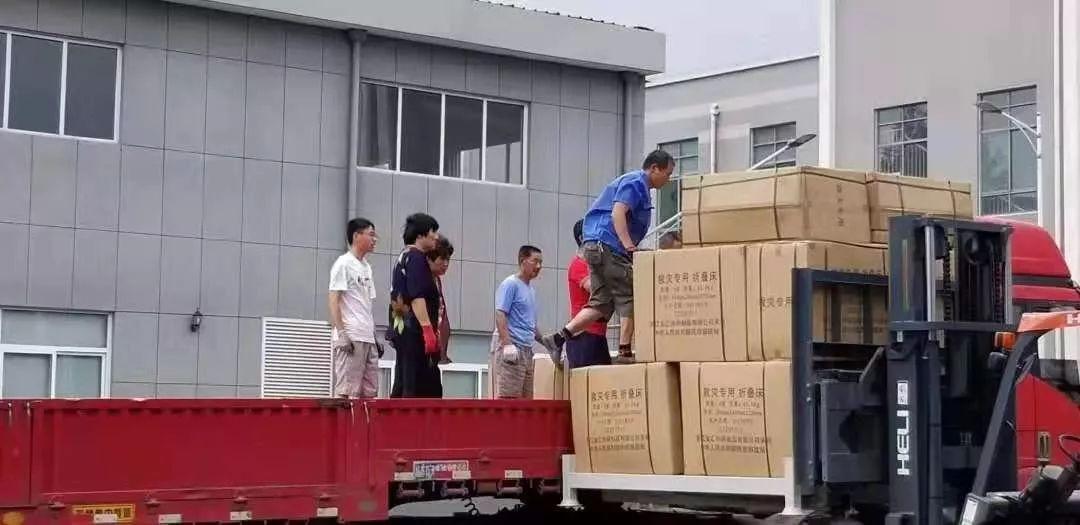 应急管理部向安徽紧急调拨中央救灾物资!