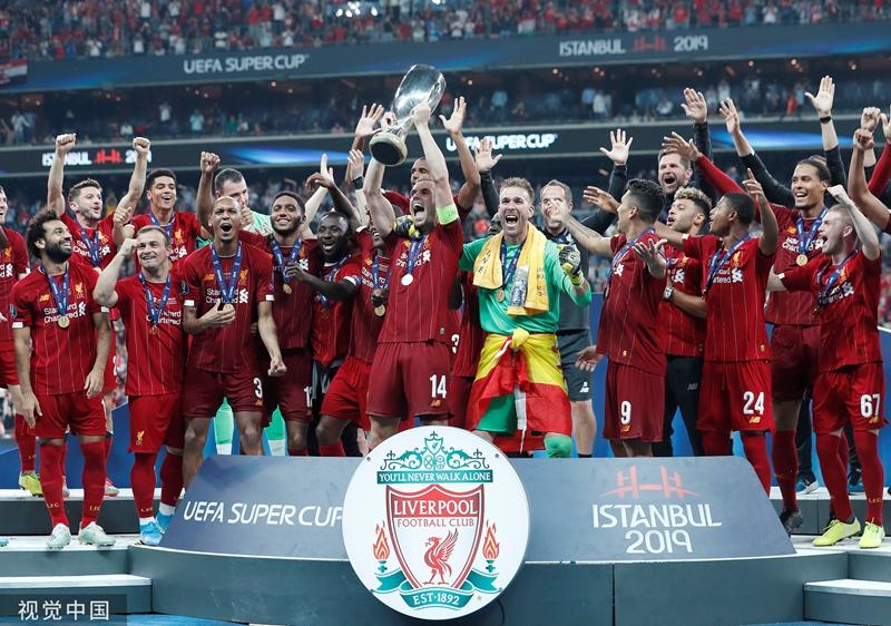 74天2冠!欧超杯仅是利物浦开胃小菜 英超才是终极目标