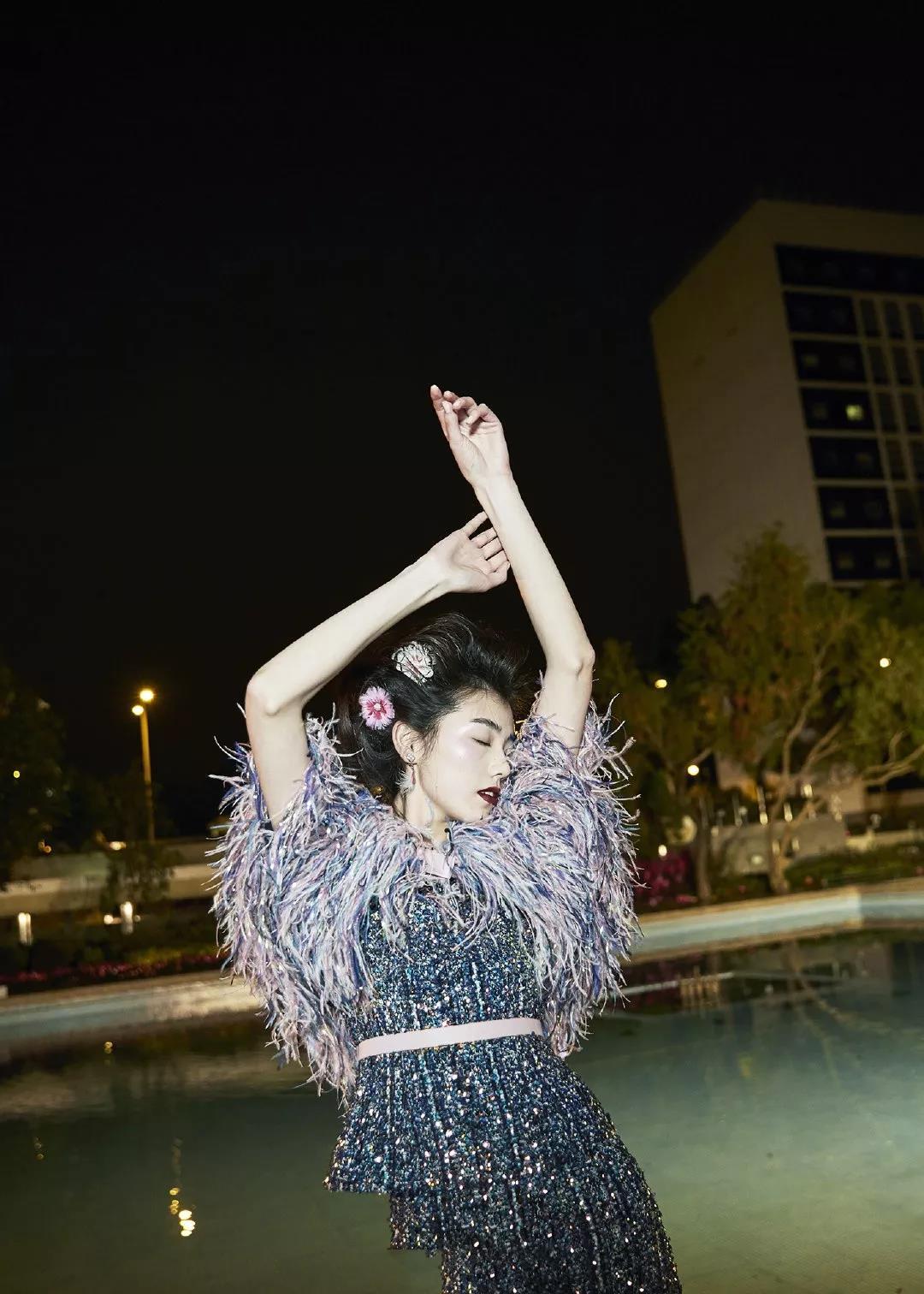 什么咖位的模特能登上时尚杂志最最最重要的九月刊,看到最后的我.