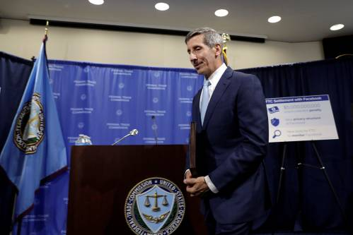 来真的?美国FTC主席想拆了谷歌等科技巨头……