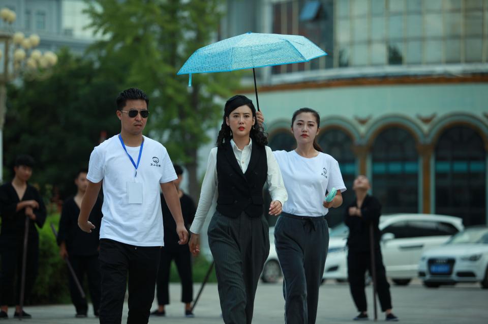 电影《您好》在长垣县举行了隆重的开机仪式