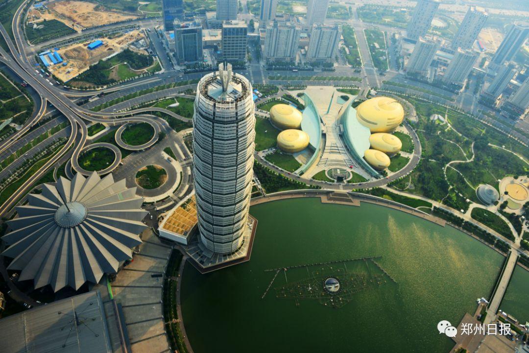 重磅!郑州大都市区空间规划来了,涉及这些市县!