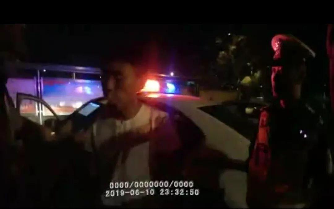 他上午刚处理完酒驾,晚上醉驾在同一路段被同一交警查获…
