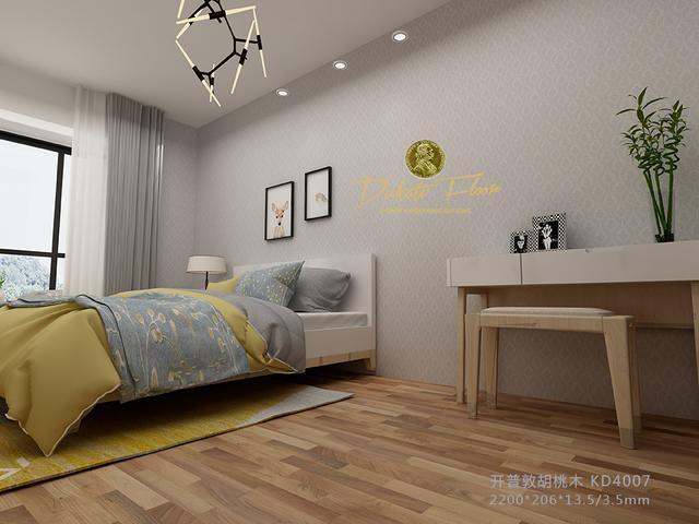 家庭装修客厅,卧室,书房用应该用什么地板,你知道吗?